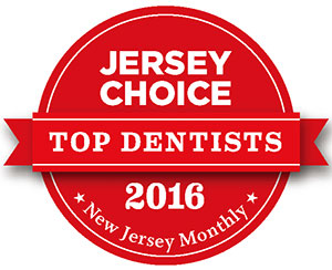 Jersey Choice Top Dentists of 2016