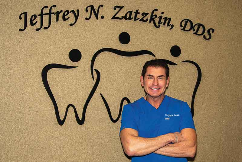 Jeffrey N Zatzkin, DDS at Premier Periodontics and Implant Dentistry